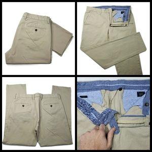 J. Crew Bowery slim fit pants.